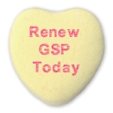 Renew GSP Today Candy Heart