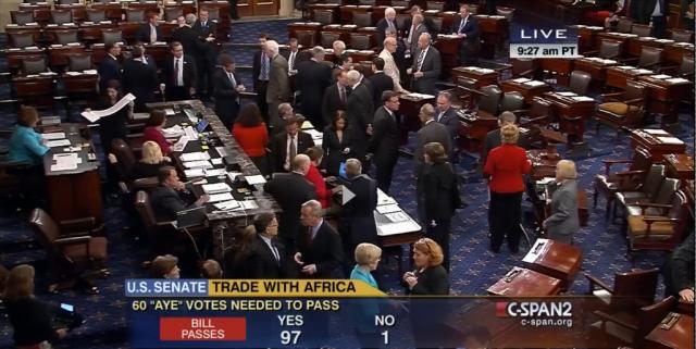 Final Vote: 97-1